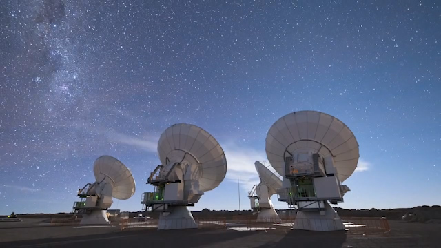 Chilean Astronomers Challenge Theory on Star Formation