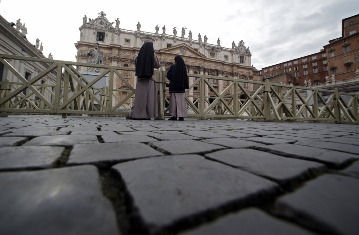Lewd Nuns Photos on Computer of Priest in Missing Housewife Probe