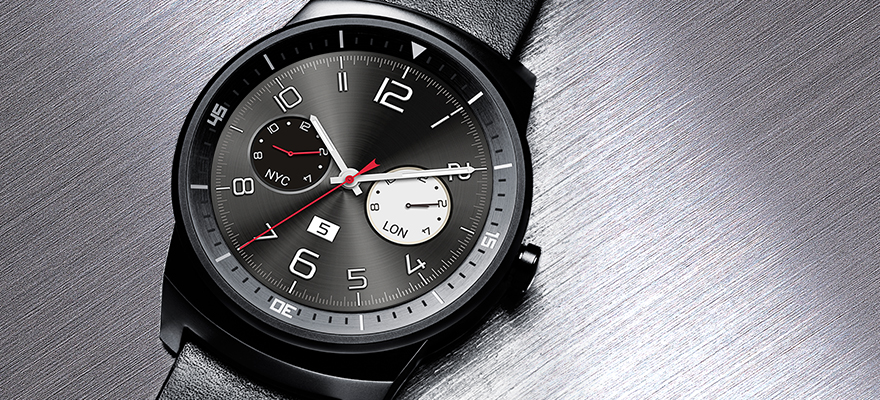 Best Smartwatch 2014 - LG G Watch R