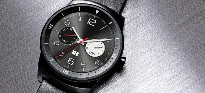 Best Smartwatch 2014 - LG G Watch R