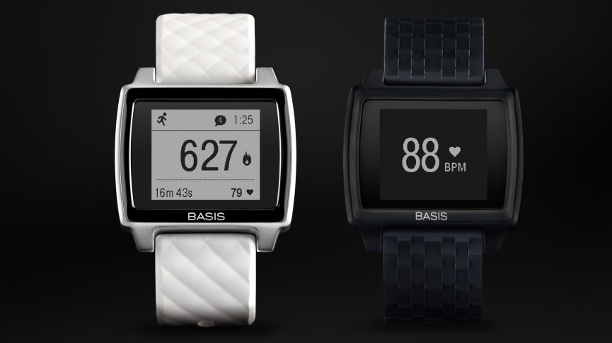 Best Smartwatch 2014 - Intel Basis Peak
