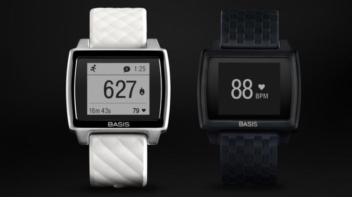 Best Smartwatch 2014 - Intel Basis Peak
