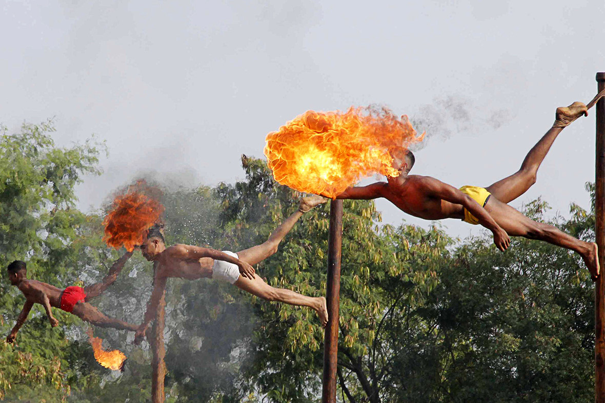 fire breathing india