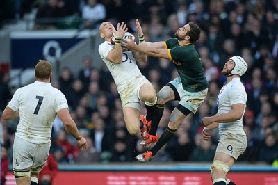 rugby England South Africa