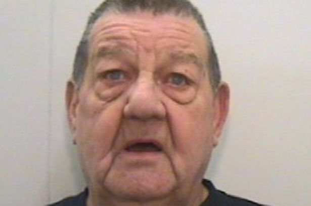 Paedophile John Ferrier was jailed for life over raping a boy in a toilet cubicle