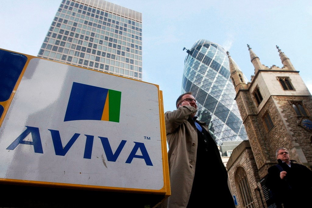 Aviva Closes in on £5.6bn Deal to Acquire Friends Life