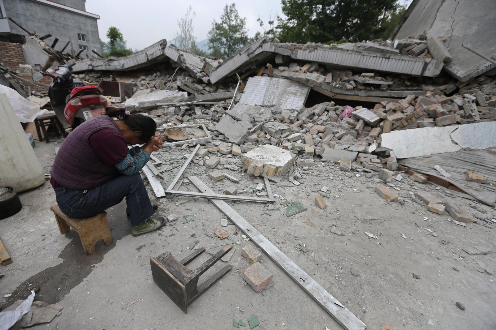 Sichuan 2008 earthquake china