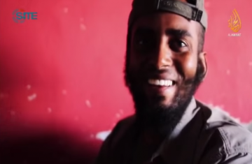 Abu Abdullah al-Habashi isis recruitment propaganda video