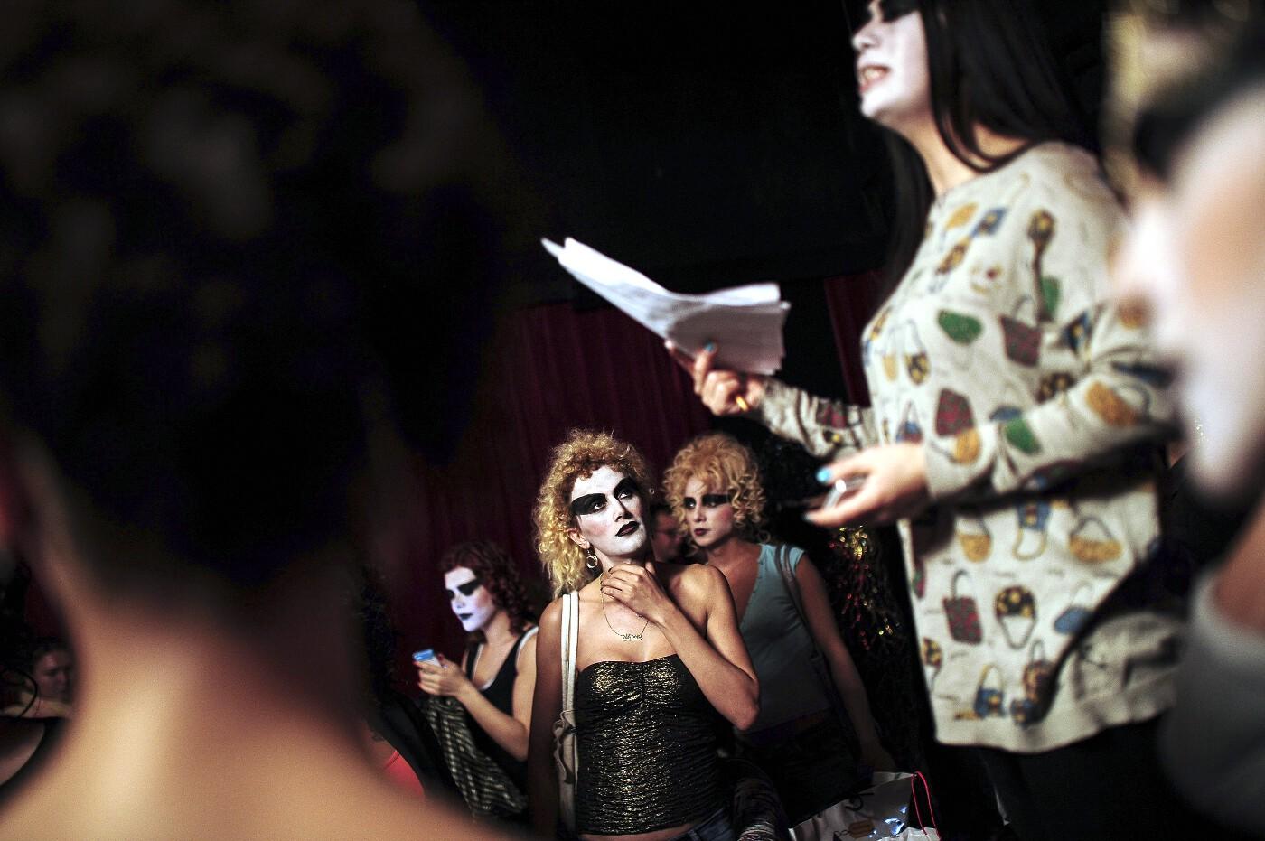 Turkey Transgender Fashion Show 3