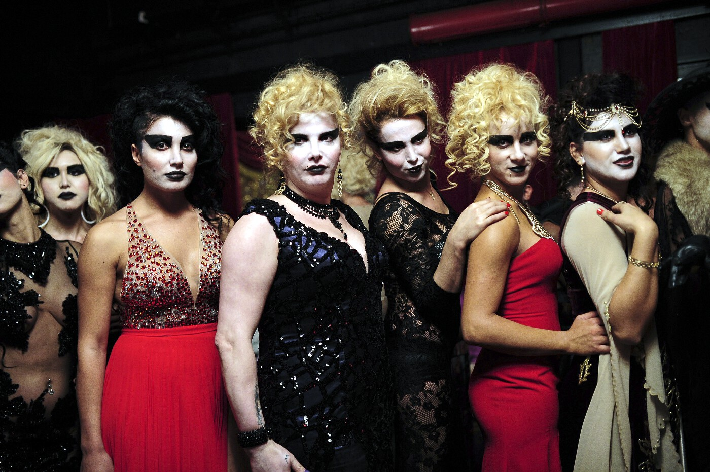 Turkey Transgender Fashion Show 4