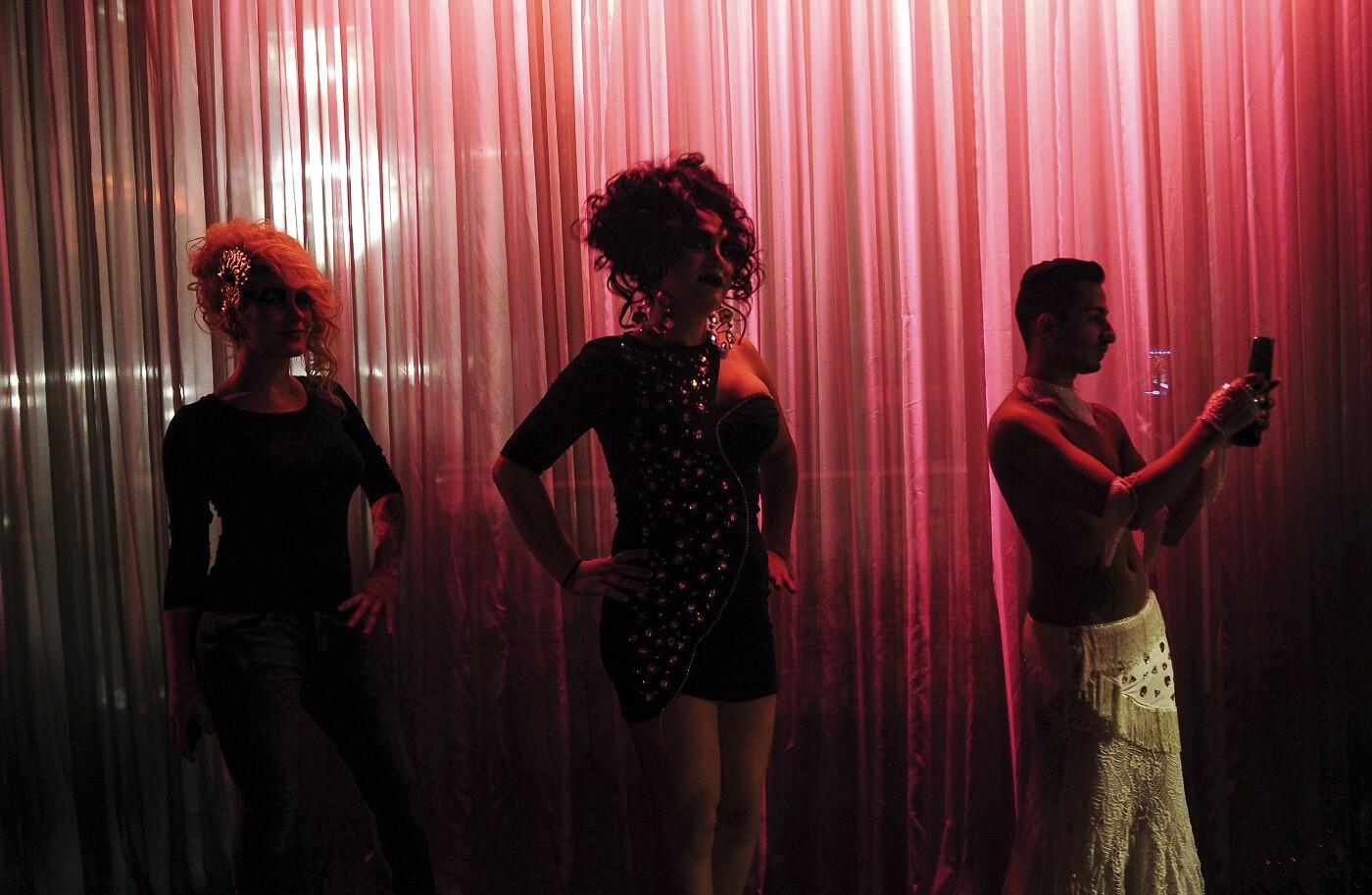 Turkey Transgender Fashion Show 5
