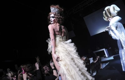 Turkey Transgender Fashion Show 8