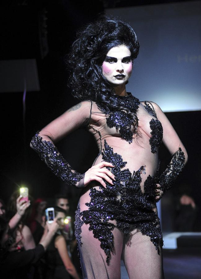 Turkey Transgender Fashion Show 9