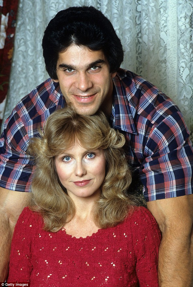 Carla and Lous Ferrigno bill cosby