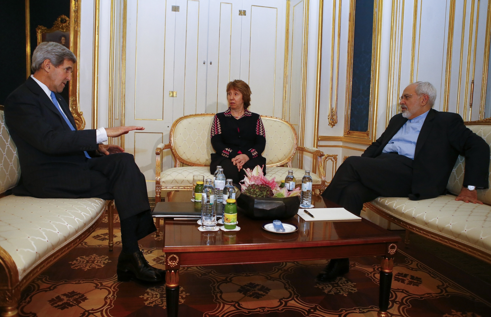 Iran and P5 1 nuclear talks in Vienna