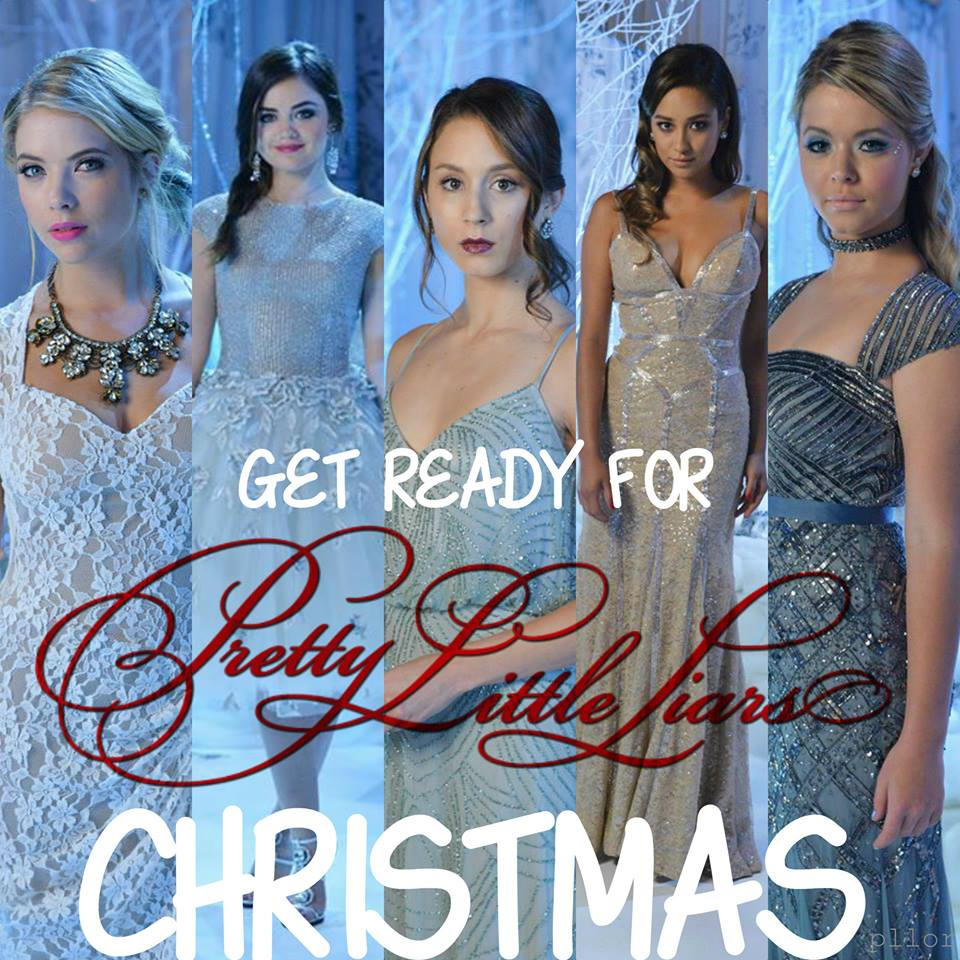 meet the browns christmas episode pll