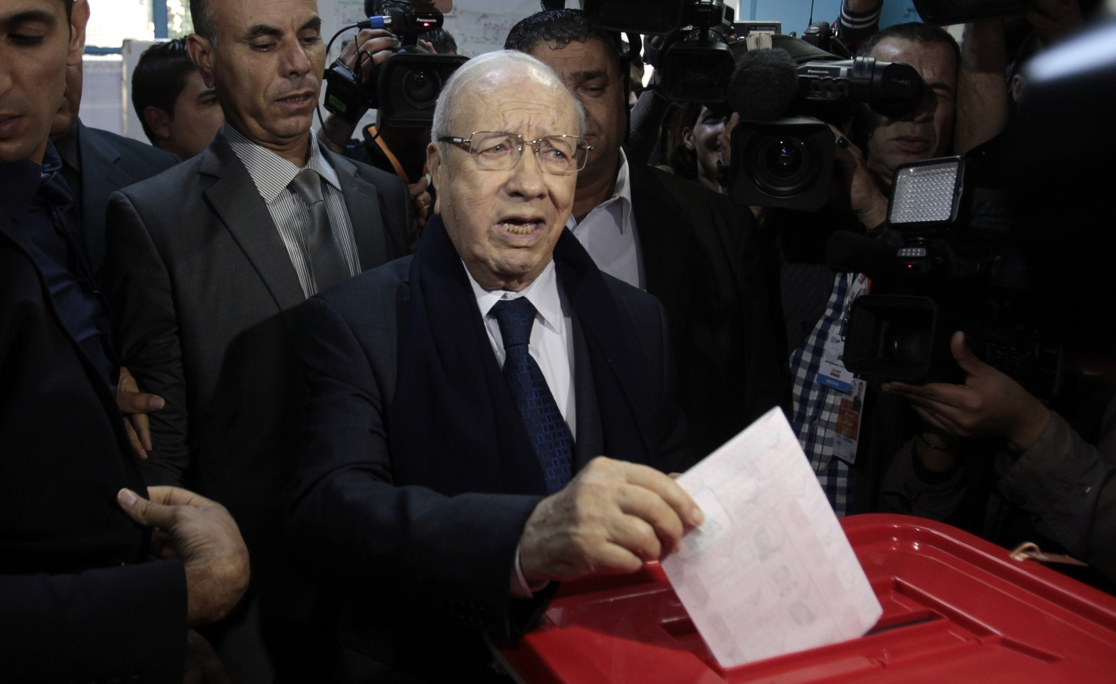 Tunisia presidential elections