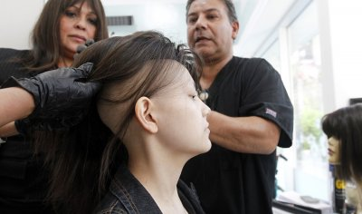 Childhood Cancer Wigs Chile 5