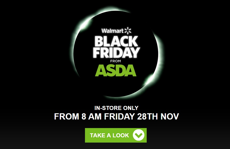 Asda Black Friday
