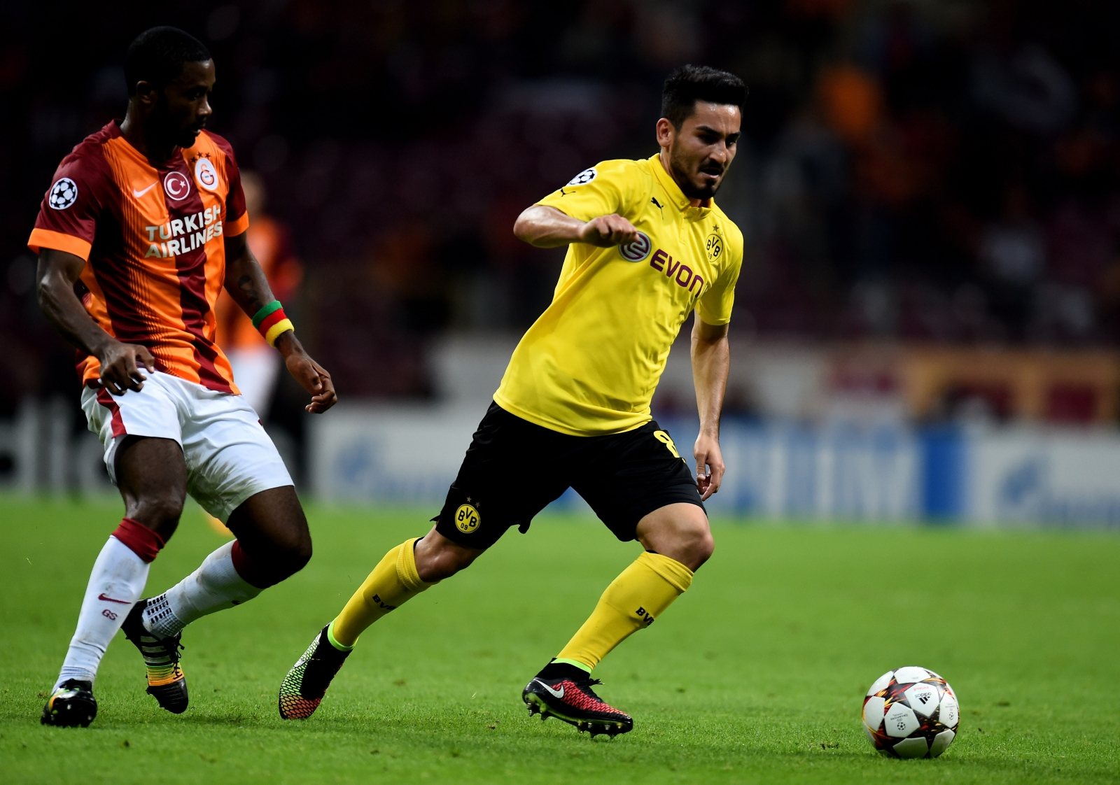 Arsenal submit £15.6m bid to sign Borussia Dortmund midfielder Ilkay Gundogan