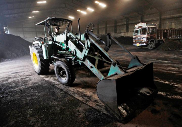 Coal Yard India