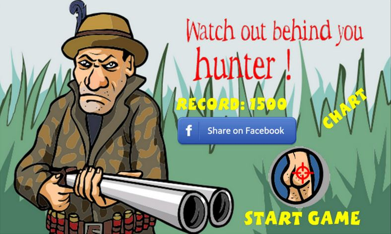 from Bennett play gay hunter game