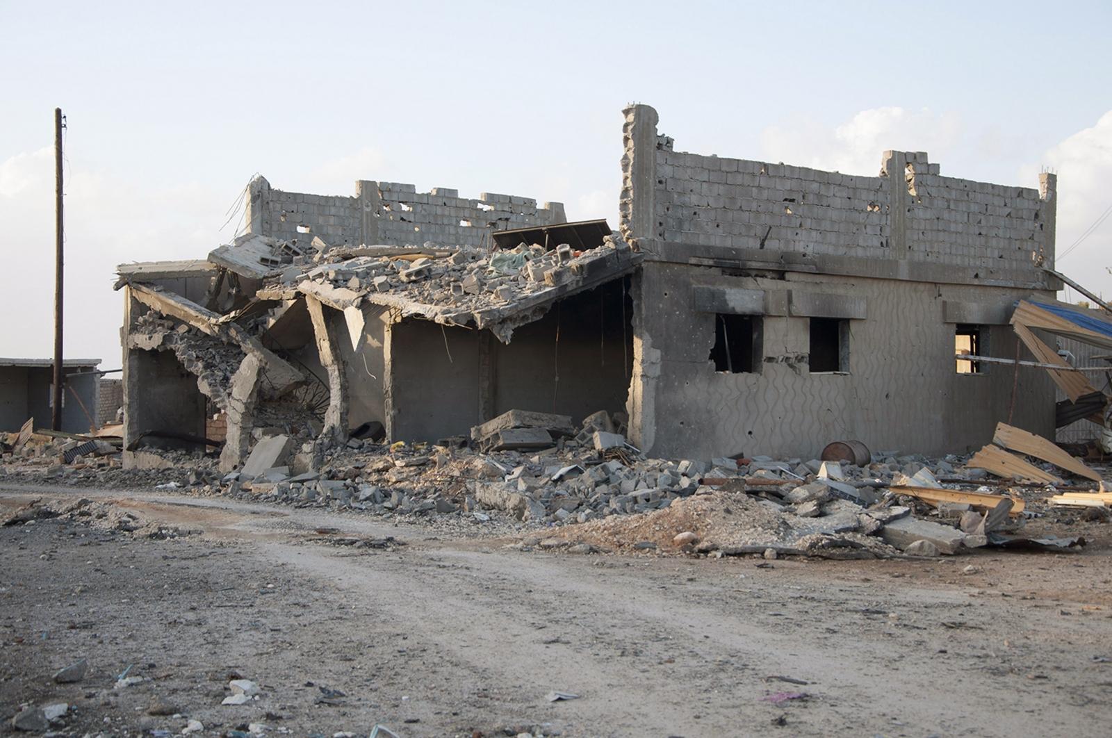 Libya airport airstrikes