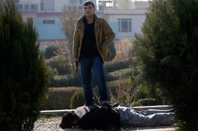 afghan arrest