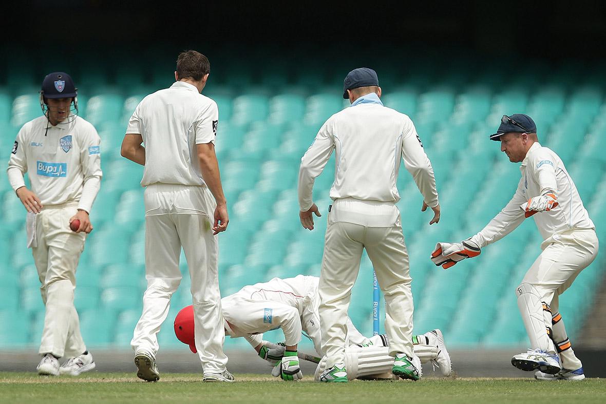 phil hughes cricket