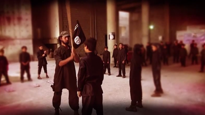 Isis video blood of Jihad 2