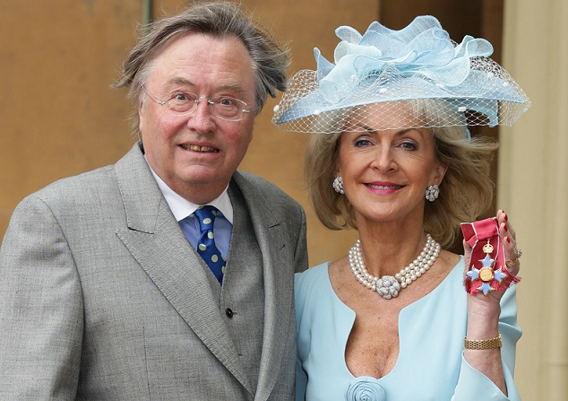 """David Mellor branded """"Tory snob"""" for foul-mouthed rant at taxi driver"""