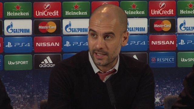 Guardiola: You need to be a bit Afraid to Play Football