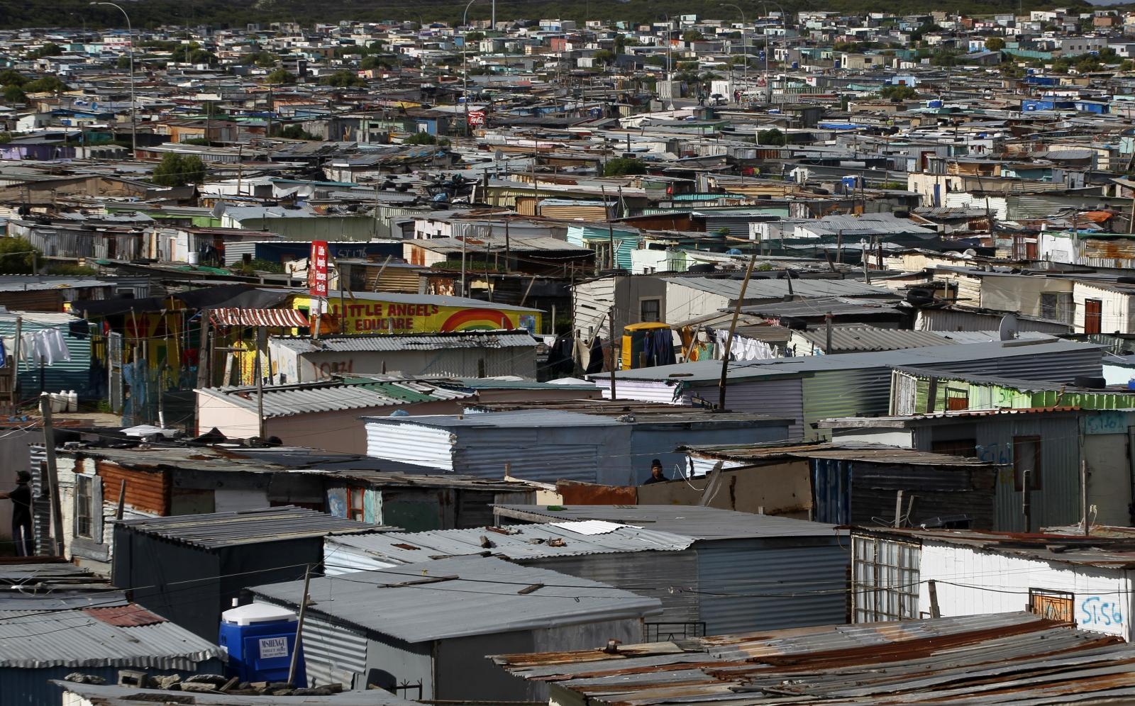 Cape Town\'s crime-ridden Khayelitsha township