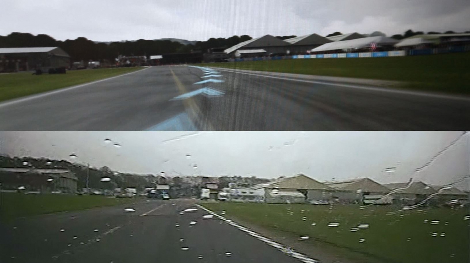 Top Gear track