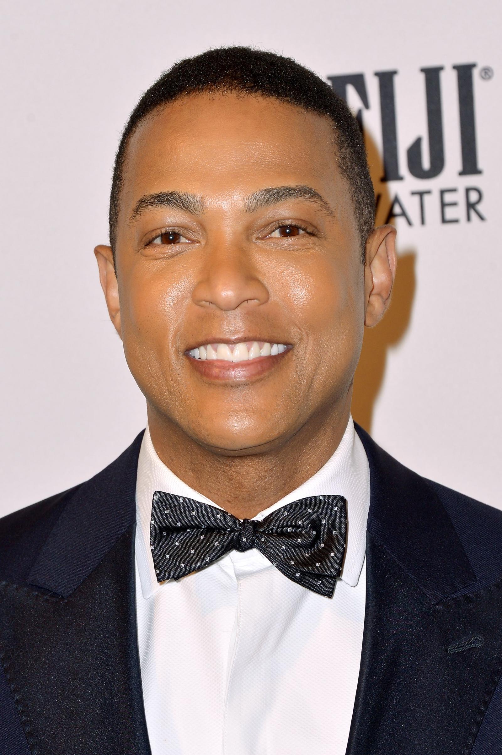 Mike Lemon Casting: Ferguson Michael Brown Shooting: CNN's Don Lemon Sparks