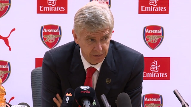 Wenger: We Were Defensively Naive