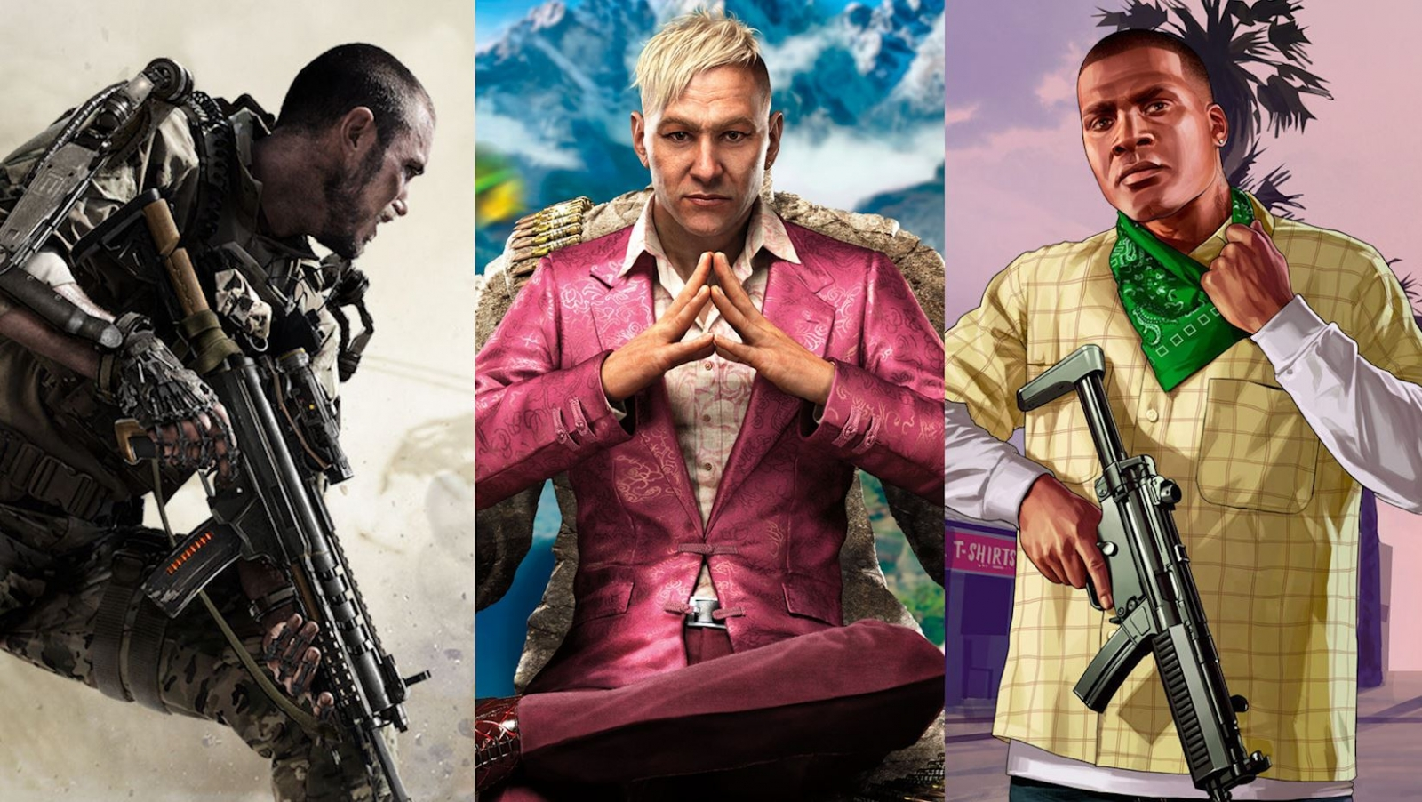 Full Far Cry 4 Map Reveals The Regions Of Kyrat: Best Video Games For Kids This Christmas: A Parents' Guide