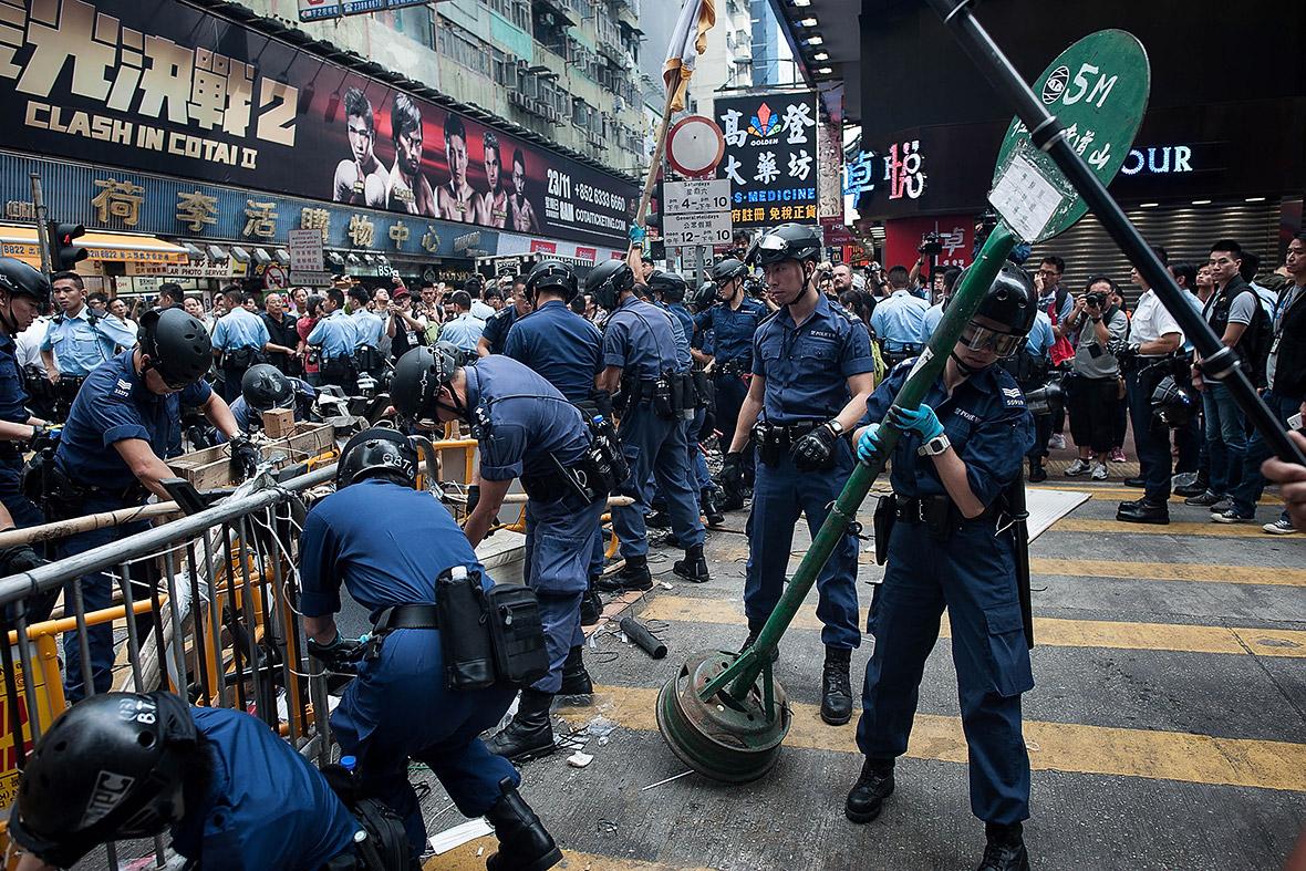 hong kong mongkok