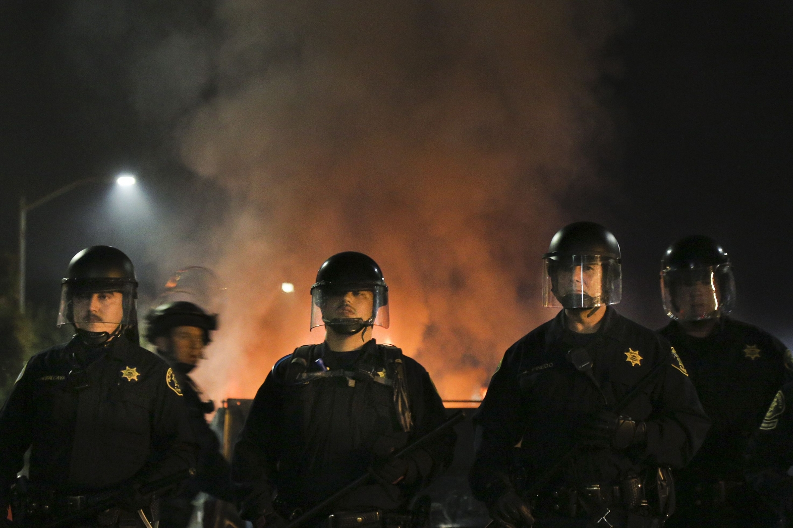 Ferguson Shooting: Missouri Deploys 2,200 National Guard Troops