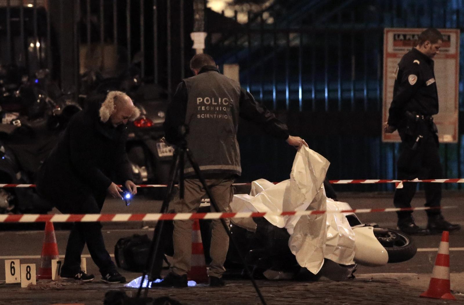 Paris Cartier Armed Robbery
