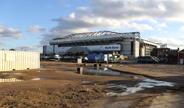 Tottenham Hotspur Arsonists Targeted Building Opposite