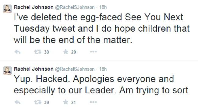 Rachel Johnson