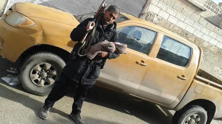 Abu Rumaysahn Isis