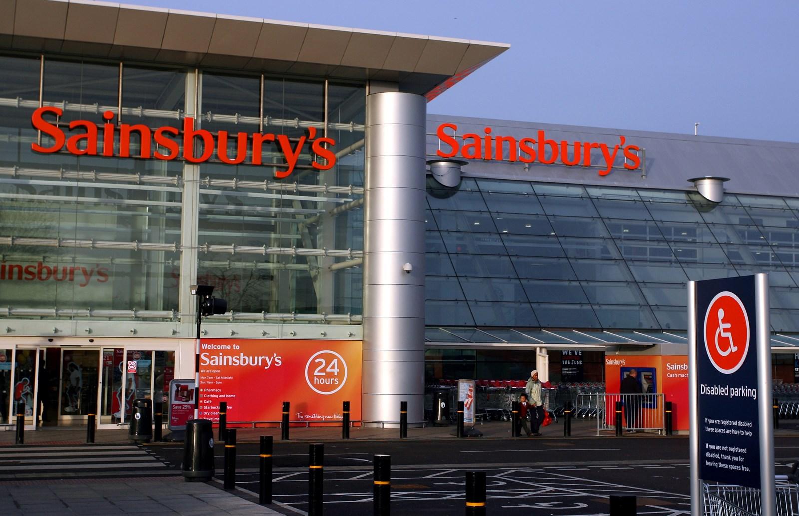 Sainsbury's store
