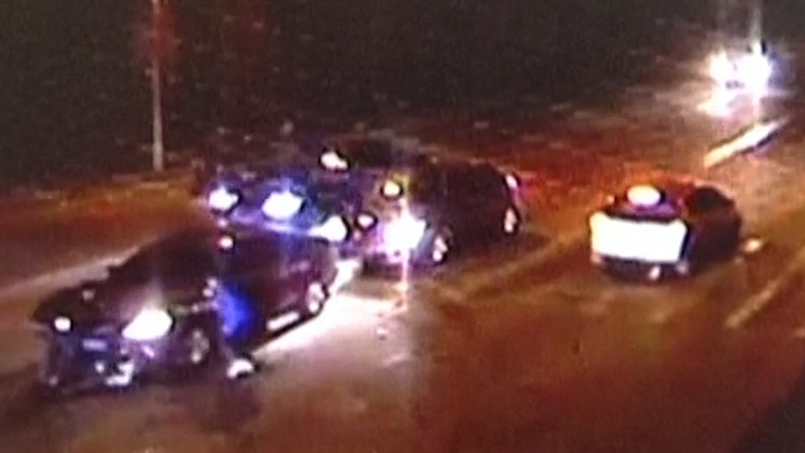 Man in China Survives Being Hit By Three Cars