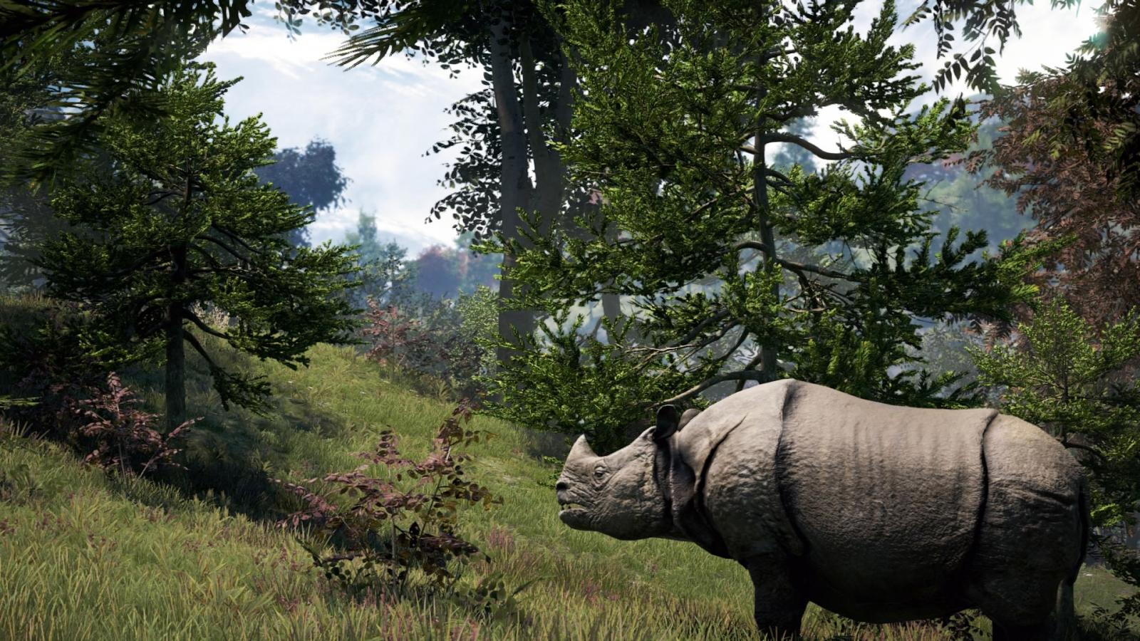 how to kill rare rhino far cry 4