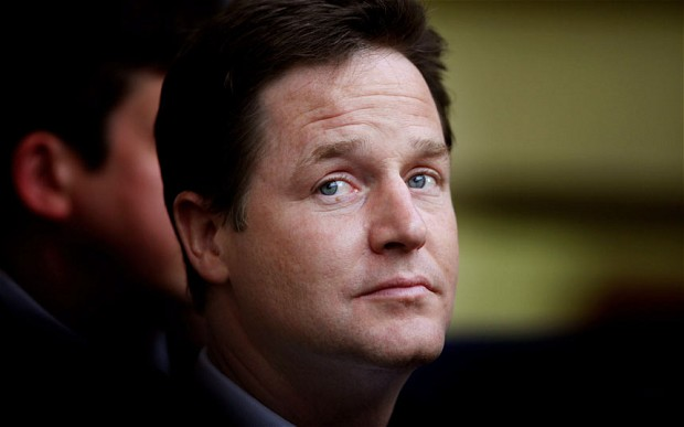 Nick Clegg Backs Curb on EU Migrant Benefits