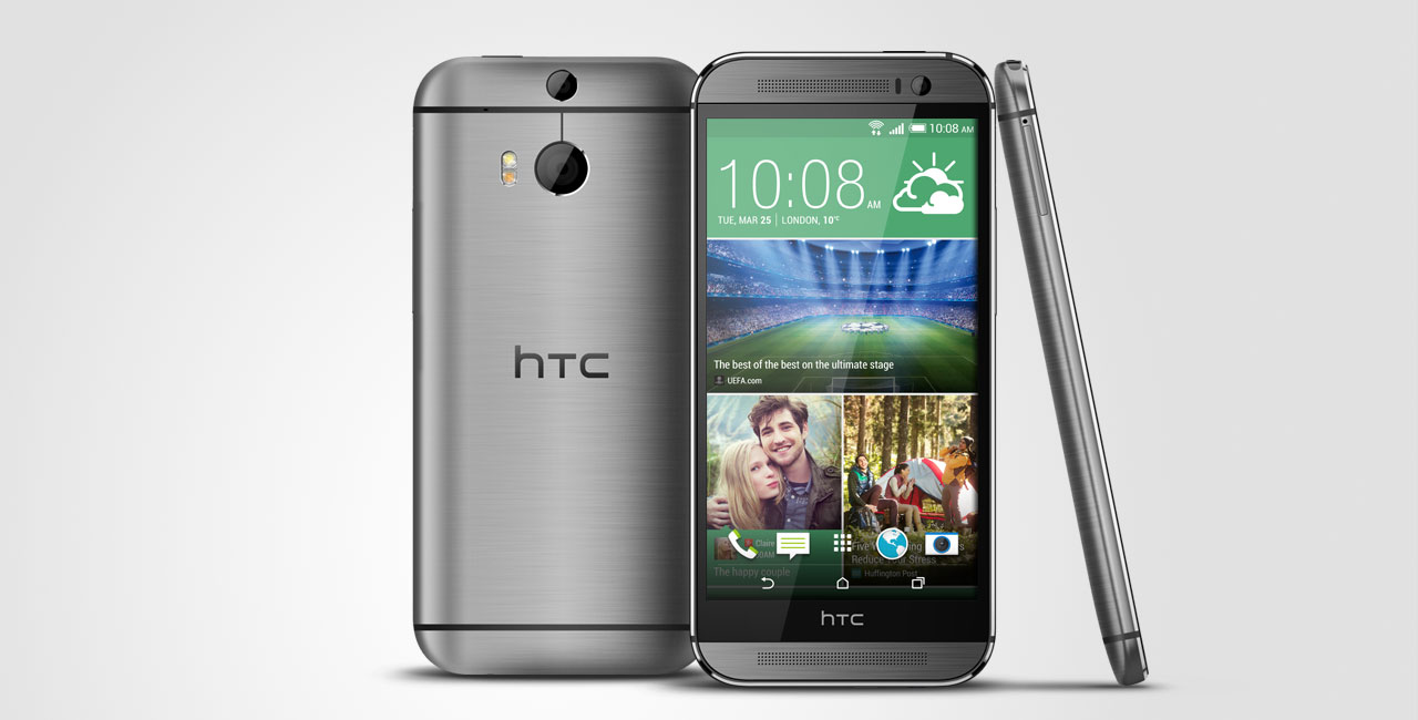 Android 5.0 OS update for HTC One(M8)