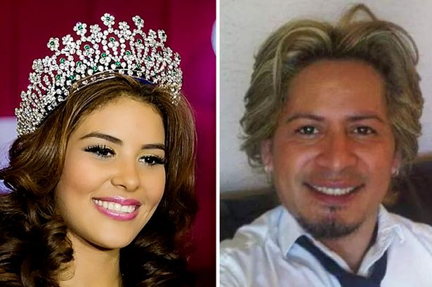 Stylist Luis Alfredo Garcia (right) found murdered after Miss Honduras Maria Jose Alvarado was also killed