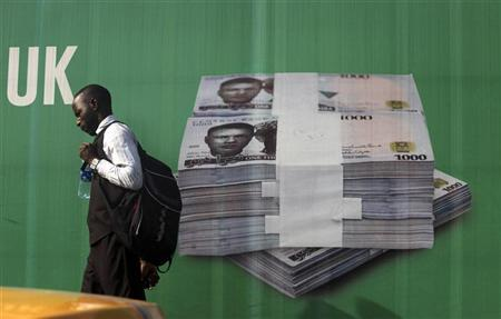 Nigeria's ban of foreign currency deposits 'good for economy and naira'